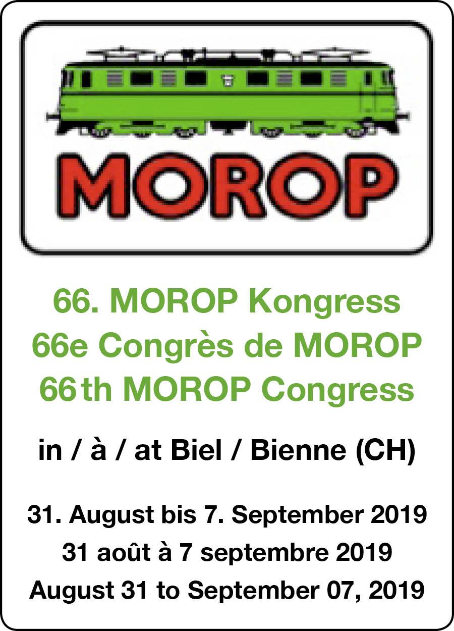 66. MOROP Kongress