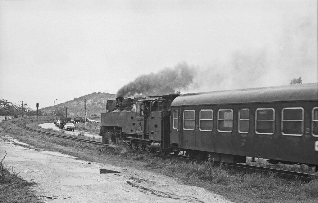 Ebenholz Amateur Laufen Zug